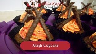 Ateşli Cupcake