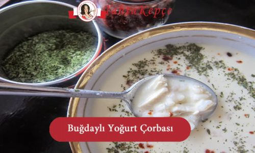 Buğdaylı Yoğurt Çorbası (Yarma Çorbası)