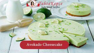 Avokado Cheesecake