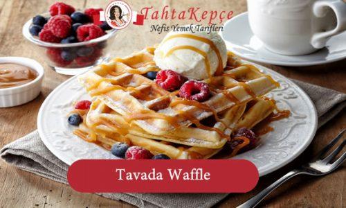 waffle hamuru kaç kalori