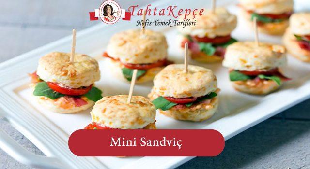 Mini Sandviç