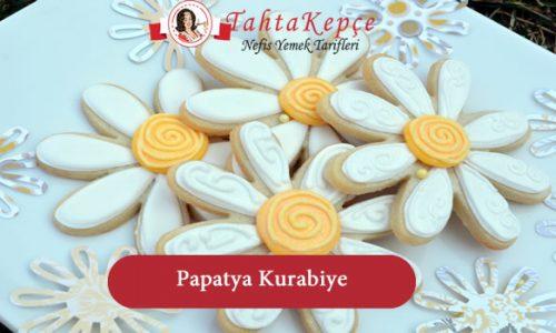 Papatya Kurabiye
