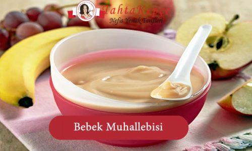 Bebek Muhallebisi
