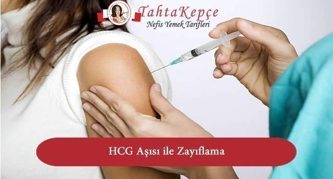 HCG Aşısı ile Zayıflama Yolları ve Yöntemleri