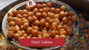 İzmir Lokma Tatlısı