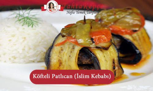 Köfteli Patlıcan Bohçası
