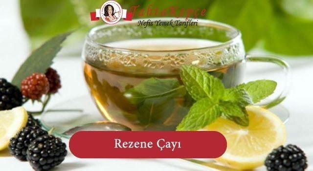Rezene Çayı