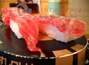 basashi sushi