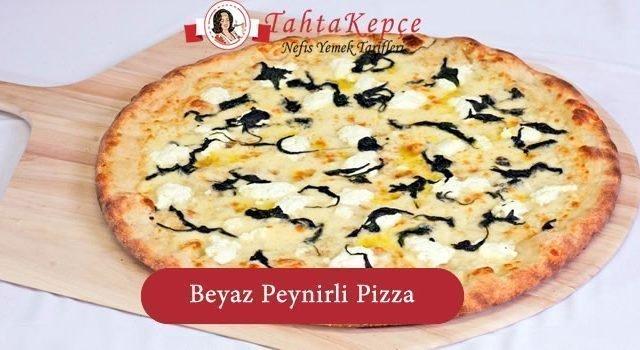 Beyaz Peynirli Pizza