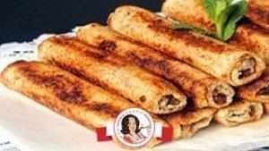 tost ekmeği sarma