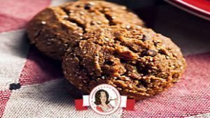 chia tohumlu kurabiye