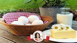 süt yumurta