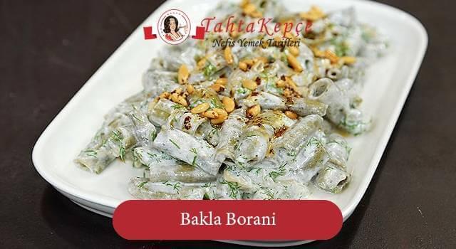 Bakla Borani