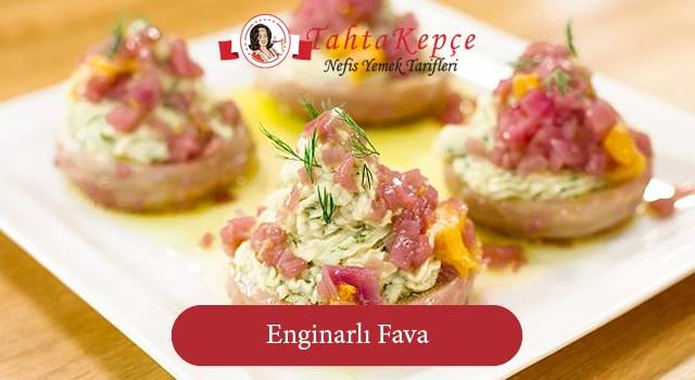 Enginarlı Fava