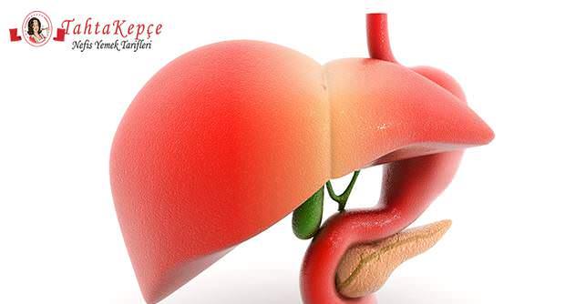 karaciğer yemek