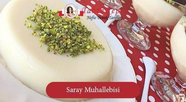 Saray Muhallebisi