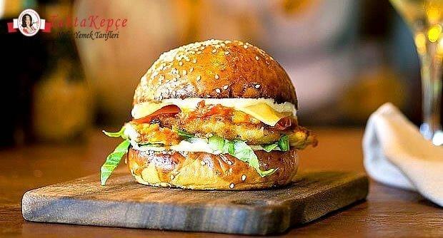 balık burger
