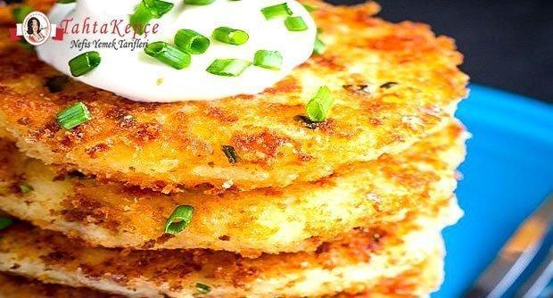pankek patates tarifi