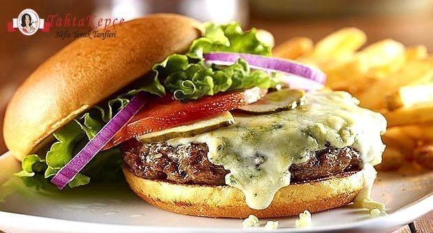 peynirli burger