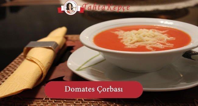 domates çorbası yapılışı