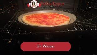 Ev Pizzası