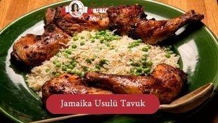 Jamaika Usulü Tavuk Yemeği