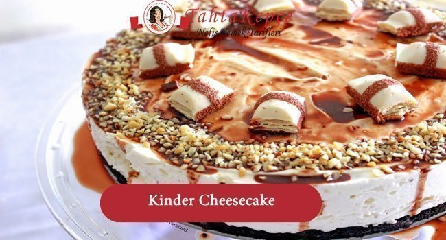 Kinder Cheesecake