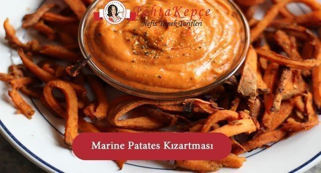 Marine Patates Kızartması
