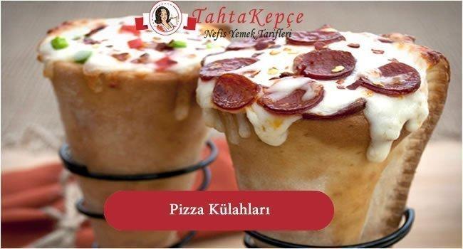 Pizza Külahları