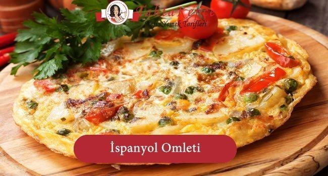 İspanyol Omleti