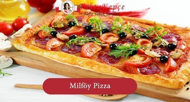 Milföy Pizza