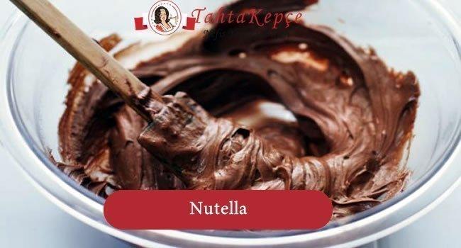 ev yapımı nutella