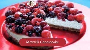 Meyveli Cheesecake