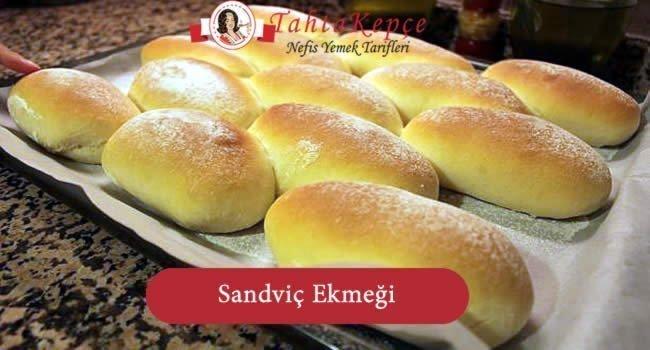 ekmek sandviç