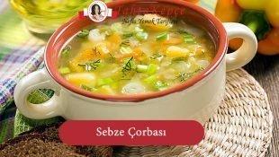 Çocuklar için Sebze Çorbası