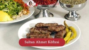 Sultan Ahmet Köftesi