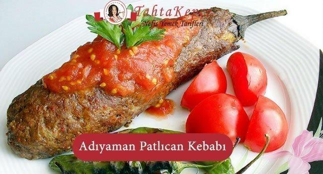 Adıyaman Patlıcan Kebabı