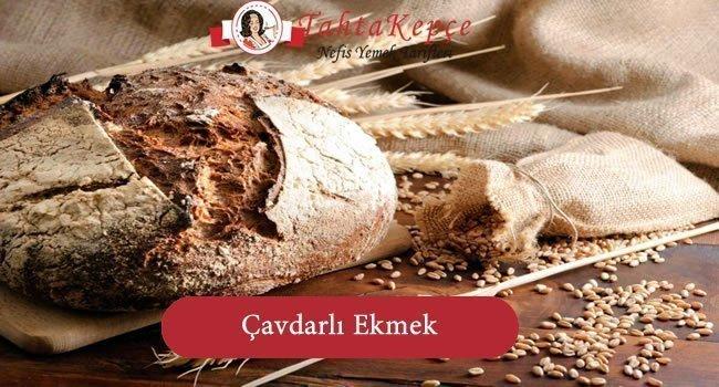 ekmek tarifi çavdarlı