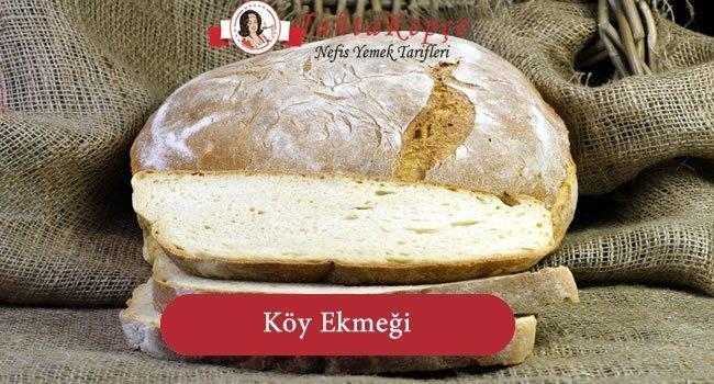 köy ekmek