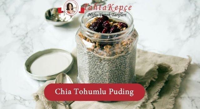 Chia Tohumlu Puding