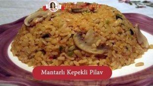Mantarlı Kepekli Pilav