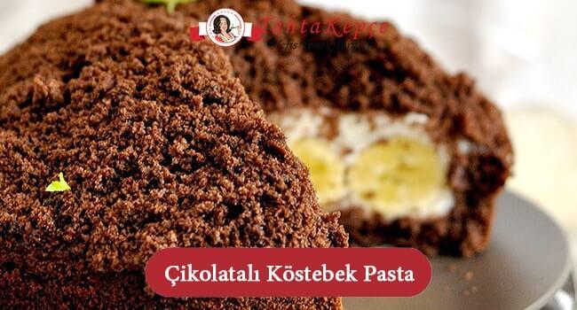 Çikolatalı Köstebek Pasta
