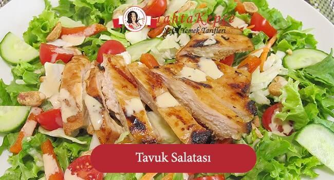 Tavuk Salatası