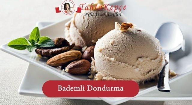 Bademli Dondurma
