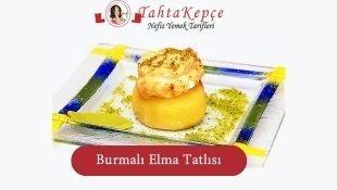 Burmalı Elma Tatlısı