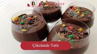 Çikolatalı Tatlı