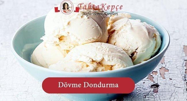 Dövme Dondurma