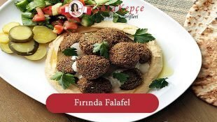 Fırında Falafel