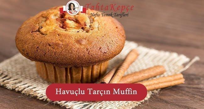 tarçınlı muffin