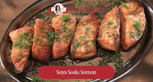 Soya Soslu Somon